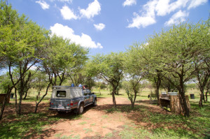 Dinokeng Lodge has one of the best campsites in the region