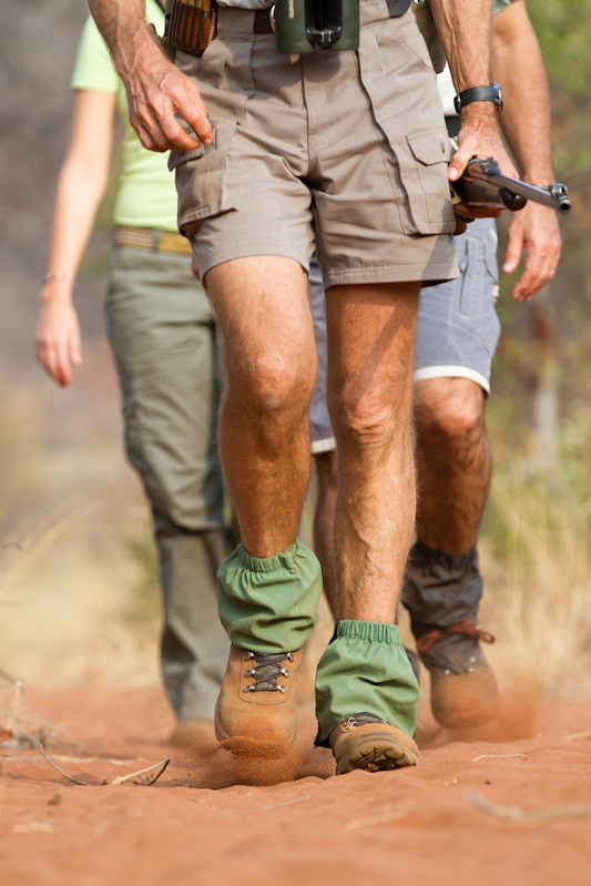 There are few things as wonderful as hiking through the African bushveld.
