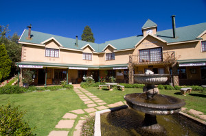 There's a great variety of stunning accommodation in Dullstroom.