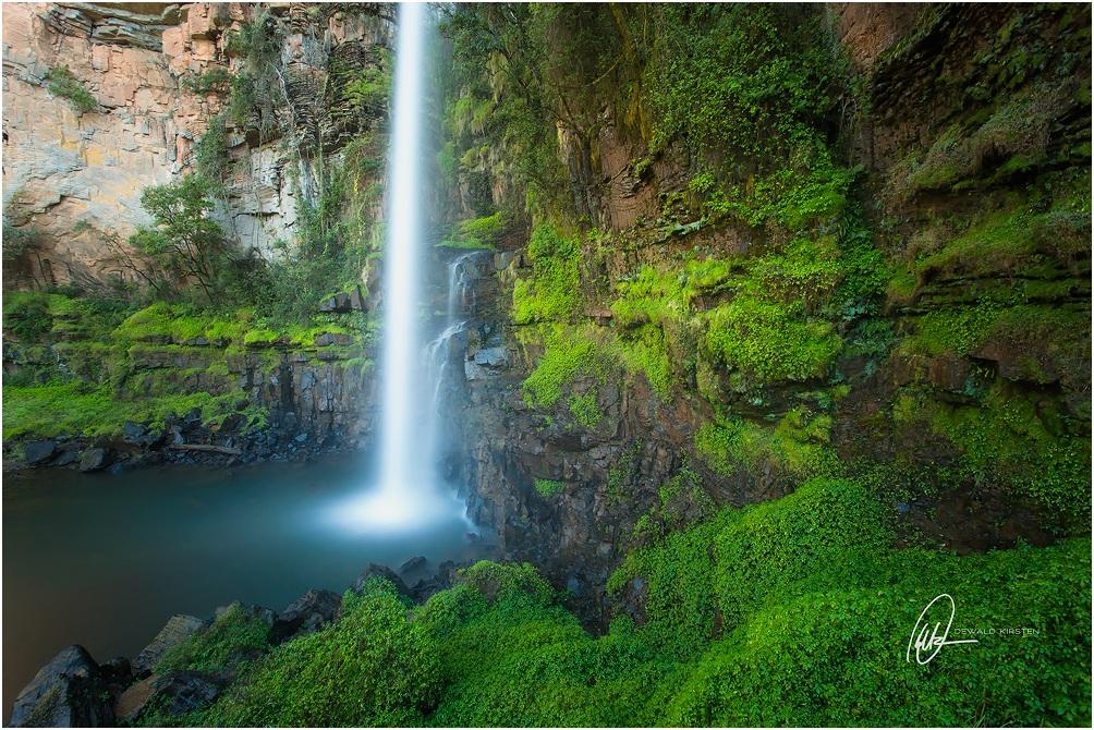 Lone creek falls Mpumalanga Dewald Kirsten