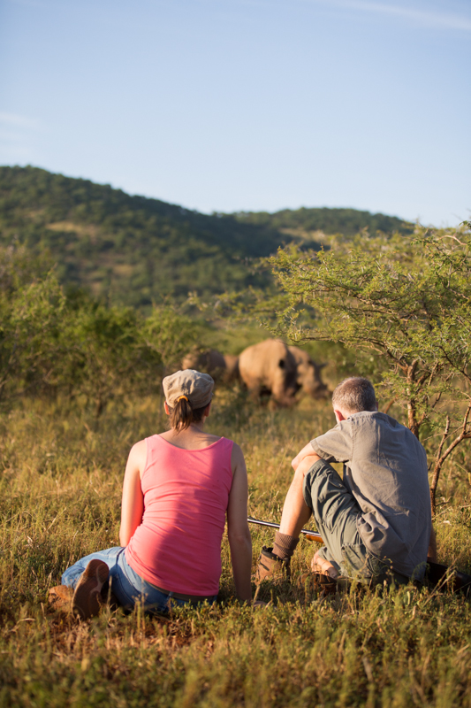 Rhino tracking is one of the most exciting and rewarding activities you'll ever do.