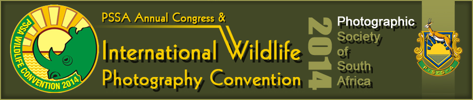 PSSA Annual Congress and International Wildlife Photography Convention 2014